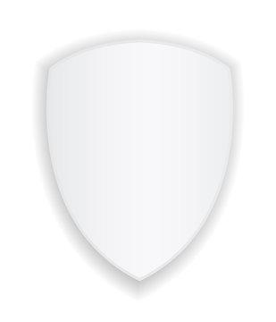 shield white icon