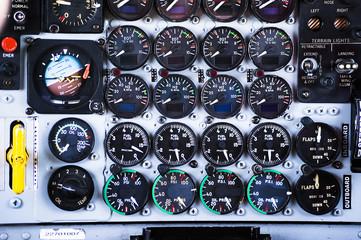 Cargo plane indicators.