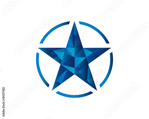 Sapphire Crystal Star Stock Image And Royalty Free Vector Files On
