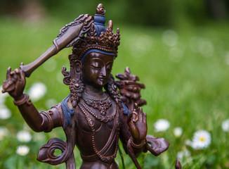 Manjushri, Buddha der geistigen Erweckung