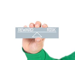 balance between risk and reward