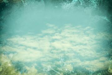 grunge sky background