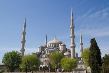 Blaue Moschee, Sultan-Ahmed-Moschee, Istanbul, Türkei