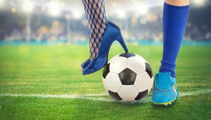 Damen Fußball
