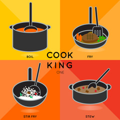 COOK KING ONE