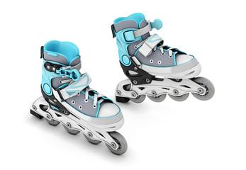 Extreme sport roller skates