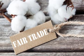 Cotton - Fair Trade