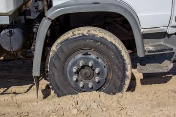 Roda de caminhão