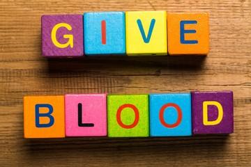Blood, assist, advertisement.