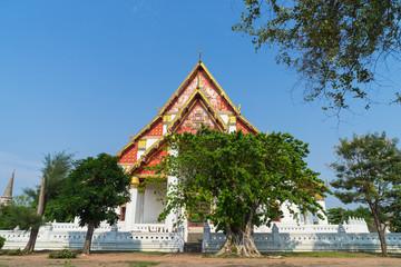 Church of Mongkol Bophit in Ayuddhaya, Thailand