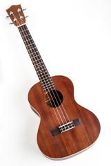 ukulele tenor isolated