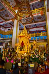 The religious complex Wat Nanguang Muang. Khon Kaen.Thailand.