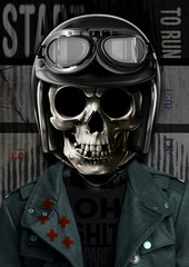 T-shirt Graphics/skull print/skull illustration/evil skull/concert posters/rock and roll themed graphic/angel of death/rebel skull/graphic posters/canvas print/tattoo design/black background skull