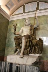 Скульптура Юпитер, эрмитаж