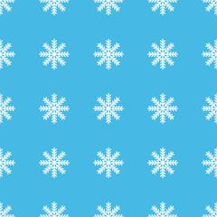 Snowflake straight pattern