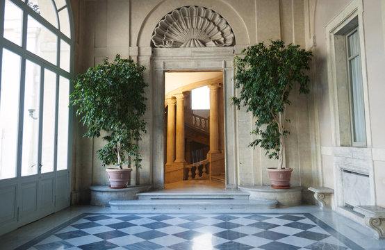 Roma, Porta del Quirinale