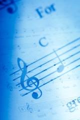 Music, Musical Note, Sheet Music.