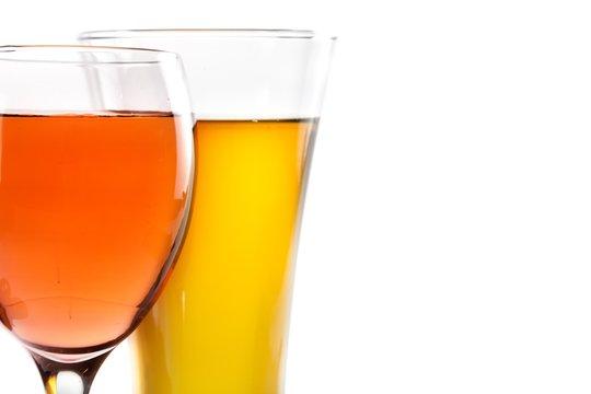 Beer, Wine, Vertical.