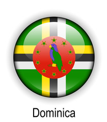 dominica state flag