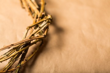 Easter, Backgrounds, Crown Of Thorns.