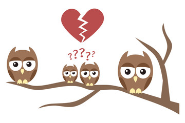 Owl Family Separation