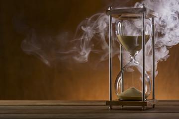 Hourglass and Mystic Smoke