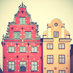 Wall Mural - Stockholm