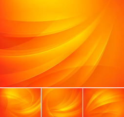 Swirl abstract background