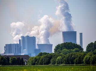 Umweltverschmutzung durch CO2