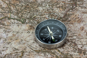 Finding Your Direction - Compass and Map