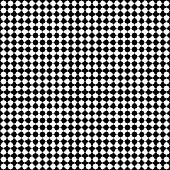 Seamlessly repeatable vector pattern. Checkered (chequered) back