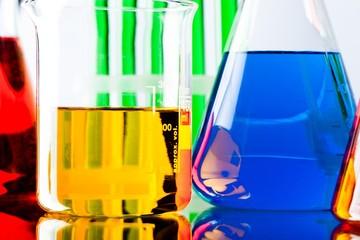 Laboratory, Chemistry, Test Tube.