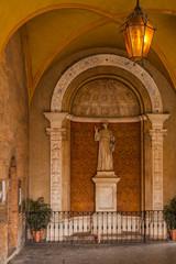 Chiostri della Basilica di Sant'Antonio da Padova, Padova, Veneto, Italia