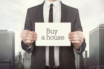 Buy a house on paper