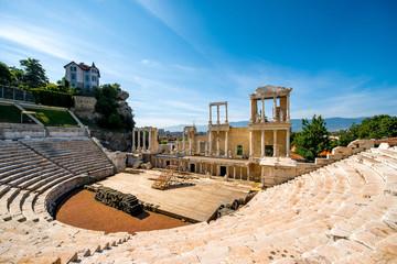 Plovdiv Roman theatre Fototapete