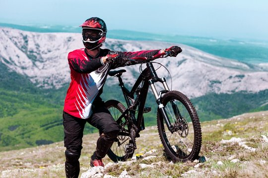 Cycling, Mountain Biking, Mountain Bike.