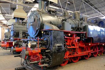 Die Dampflokomotive - HDR