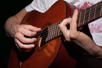 Guitar, Musical Instrument, Music.