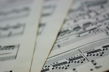 Bring Back The Music - Sheet Music