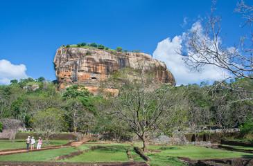 Sigiriya Rock Fortress , Sri Lanka