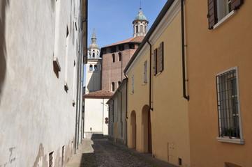 Sabbioneta, Renaissancestadt in der Lombardei