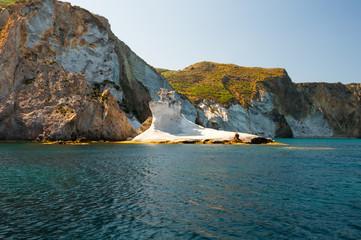 Ponza Punta Bianca la Foca