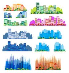 Creative urban landscape