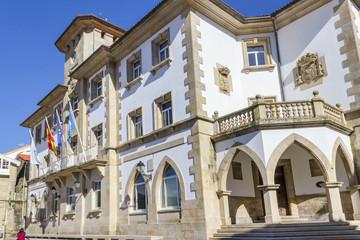 Muros town hall