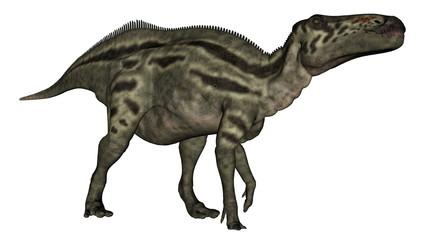 Shantungosaurus dinosaur - 3D render