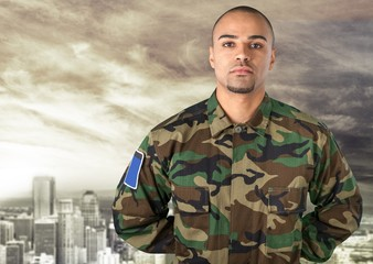 Armed Forces, Army, Army Soldier.