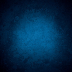 abstract concrete blue background
