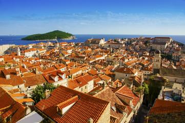 Croatia Dubrovnik stare miasto