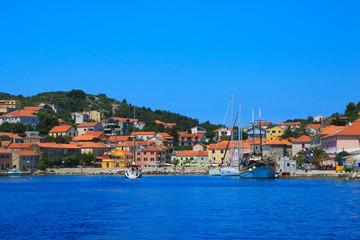 Fotobehang Palermo Scenes of Croatia