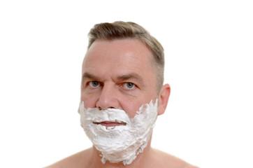 gloryholes po rasieren mann